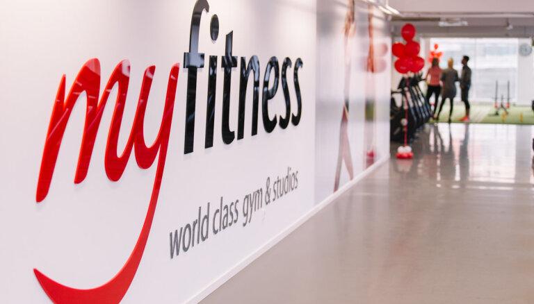 В центре моды и развлечений Rīga Plaza откроется спортклуб MyFitness