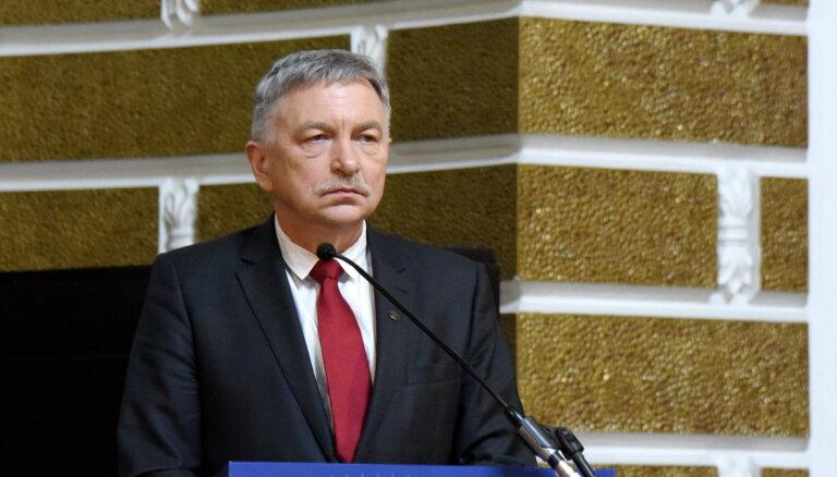 Valdība neapstiprina Muižnieku LU rektora amatā