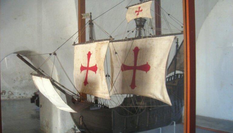 Pie Haiti atrasts Kolumba ekspedīcijas kuģis