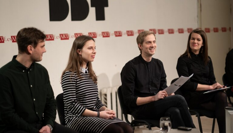 Elmāra Seņkova vadībā darbu sāk teātra apvienība 'Esarte'