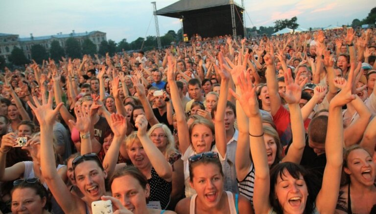 Noderīga informācija 'Prāta vētras' Jelgavas koncerta apmeklētājiem