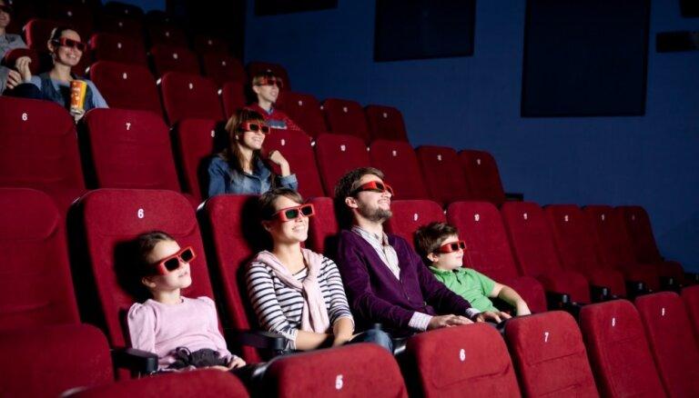 Decembrī un janvārī 'K. Suns' notiks bezmaksas filmu seansi bērniem