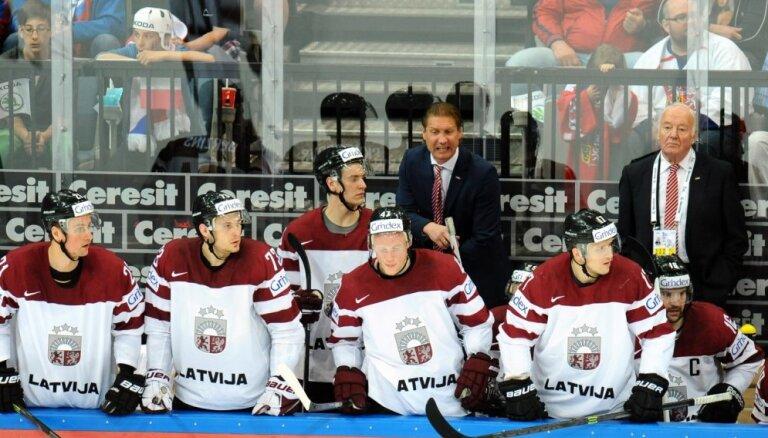 Latvijas hokeja izlase uzzinājusi pretiniekus 2016.gada pasaules čempionātā