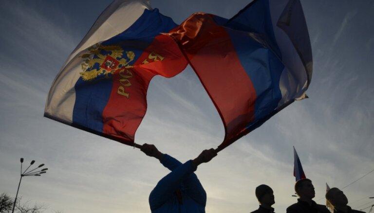 Dienvidosetijas līderi apsver iespēju pievienoties Krievijai