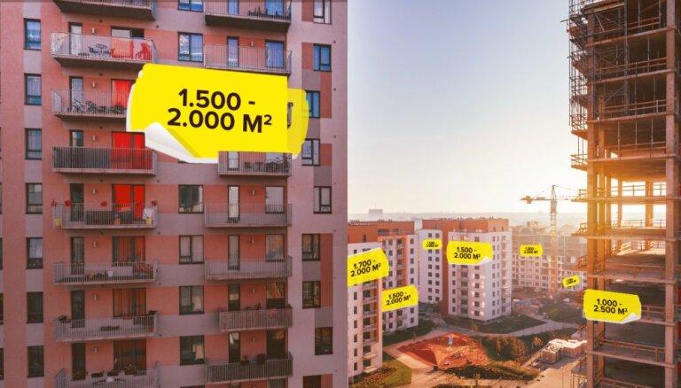 """От """"хрущевок"""" до """"литовок"""": что происходит на рынке жилья в Риге?"""