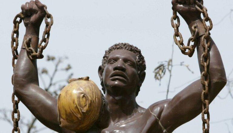 ANO komisāre mudina veikt reparācijas par koloniālismu un verdzību