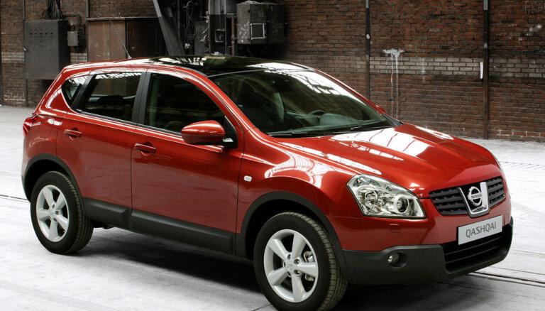Названы марки и модели самых продаваемых в Латвии новых автомобилей