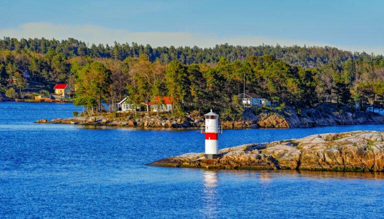 Продается остров в Швеции недалеко от Стокгольма. Недорого