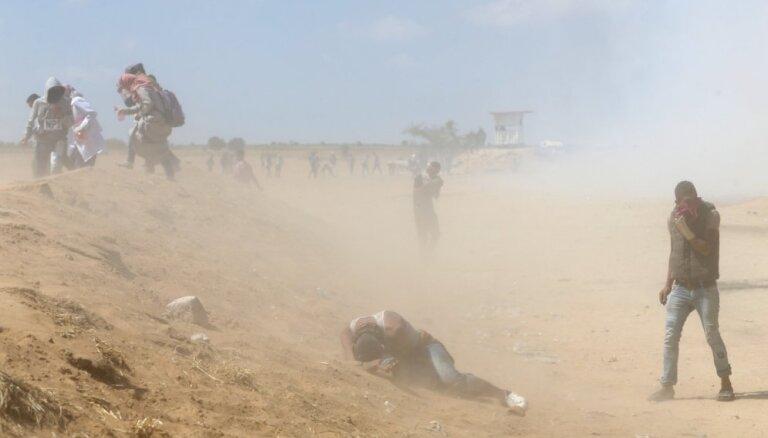 Irāna aicina tiesāt Izraēlas amatpersonas kā kara noziedzniekus