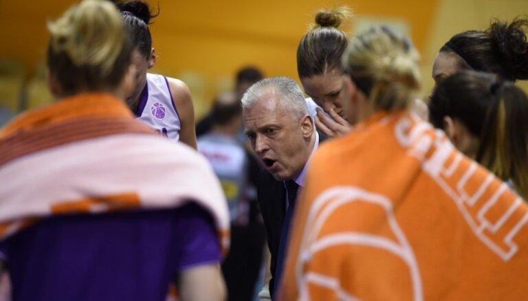 'TTT Rīga' nenotur 13 punktu pārsvaru un Ungārijā zaudē FIBA Eirokausa 1/16 fināla pirmajā spēlē