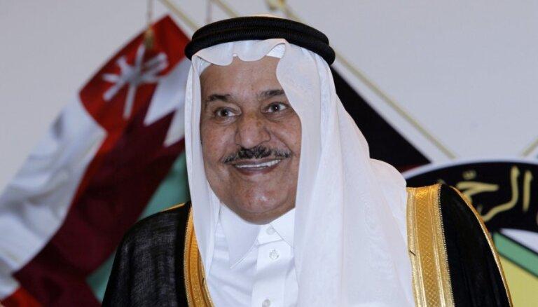 Miris Saūda Arābijas princis troņmantnieks