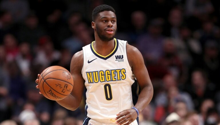 Strēlniekam konkurenci 'Žalgiris' komandā sastādīs bijušais NBA drafta talants Mudiejs