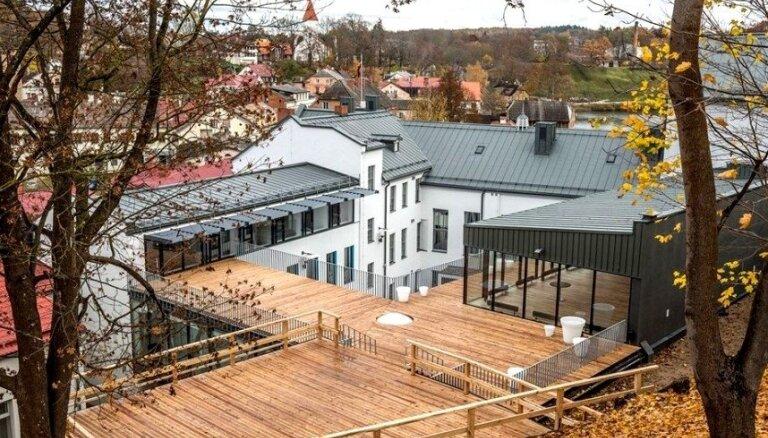 Foto: 'Latvijas Arhitektūras gada balvas' pusfinālā iekļuvušās būves