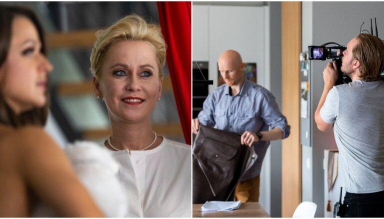 Arī LTV filmē jaunu seriālu - komisku ģimenes drāmu par šķiršanos