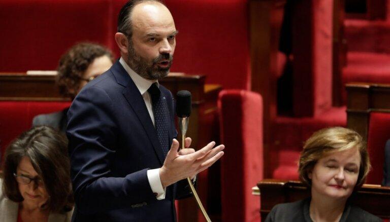 Francija aktivizē plānu bezvienošanās 'Brexit'