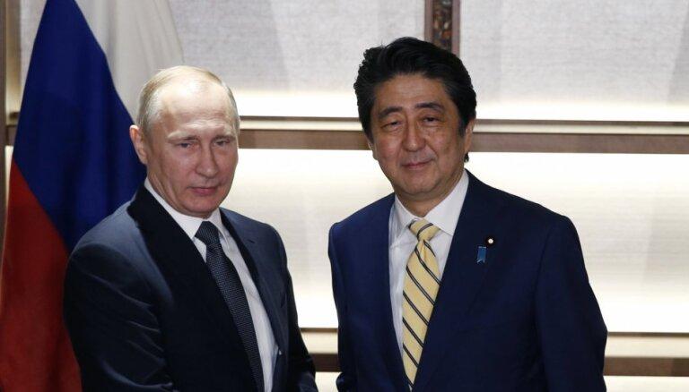 Япония рассчитывает запустить чартеры между Хоккайдо и южными Курилами