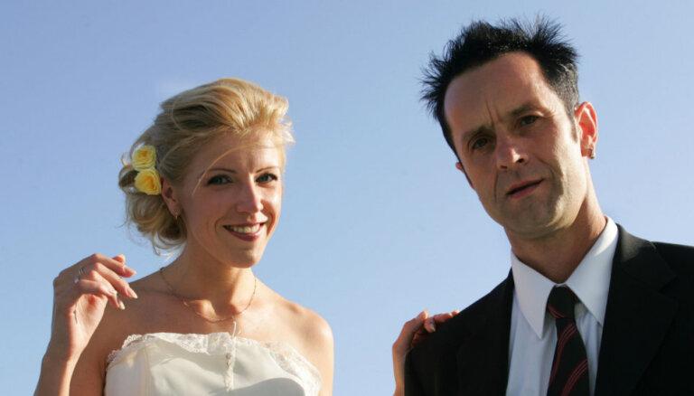 Sašķobījusies Aigara Grāvera un Aijas Strazdiņas laulība