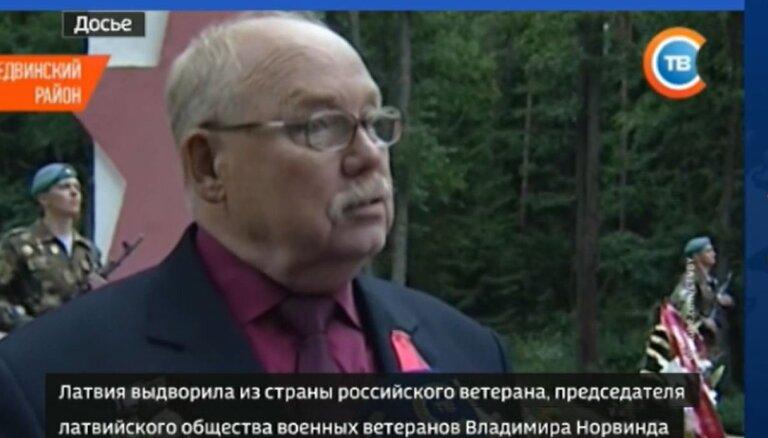 Kam apdraudējums, kam upuris – veterānu biedrības vadītāja izraidīšana no Latvijas