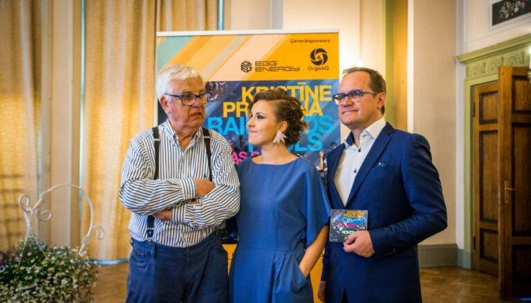 Foto: Kristīnes Prauliņas jaunā albuma 'Kontrasti' iznākšanas svinības