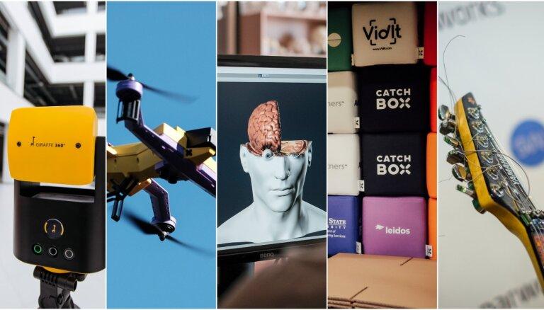 'Airdog', 'Anatomy Next' un citi: izveidots Latvijas jaunuzņēmumu saraksts