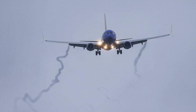 Эстония вновь запретила прямое авиасообщение с Швецией и Норвегией