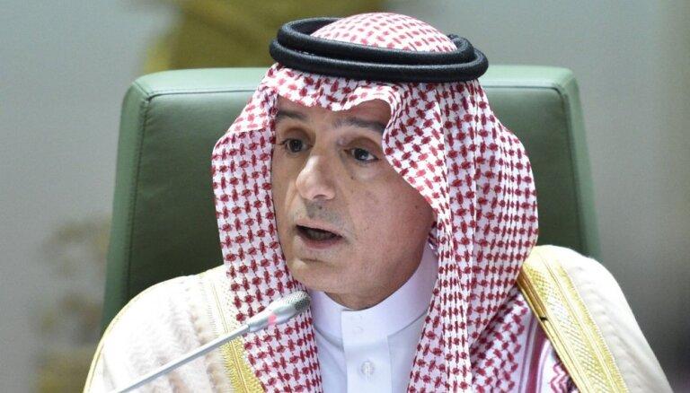 Saūda Arābijas ministrs: Hašogi lietā kroņprincis ir 'sarkanā līnija'
