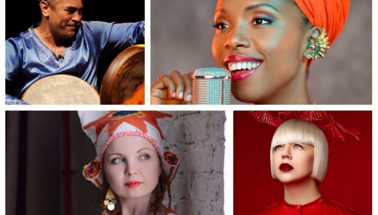 Pasaules krāsas Latvijas novembrī. Iepazīsties ar festivāla 'Porta' māksliniekiem!