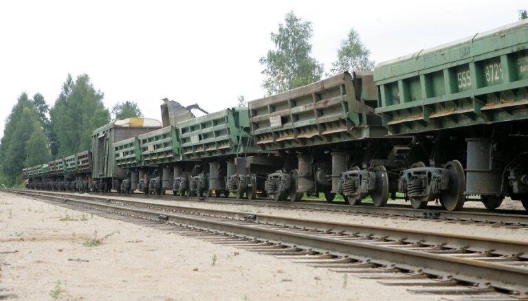 Евросоюз может навредить перевозкам по латвийской железной дороге