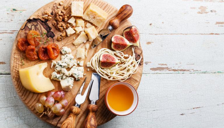 7 секретов того, как правильно подавать сыр