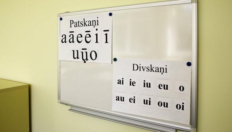 Mazākumtautību skolās daļai pedagogu latviešu valodas zināšanas nav pietiekamas, atklāj VVC