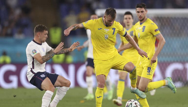 В Англии возмутились поступком украинского футболиста в четвертьфинале ЕВРО-2020