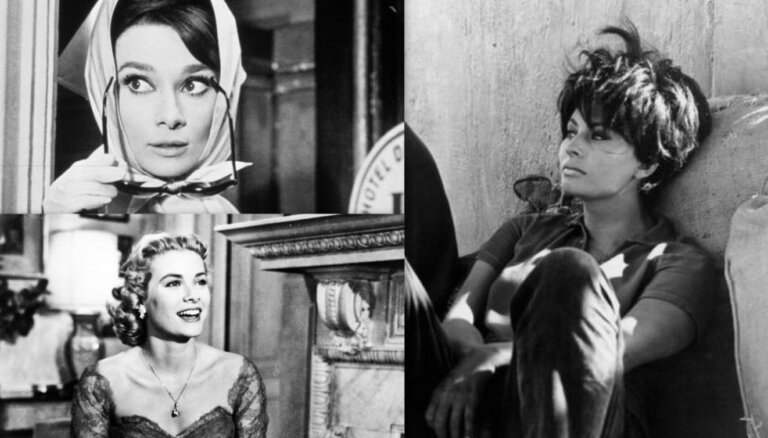 Mīlas likstas, nedienas un pasaules slava: pagājušā gadsimta spožāko aktrišu stāsti