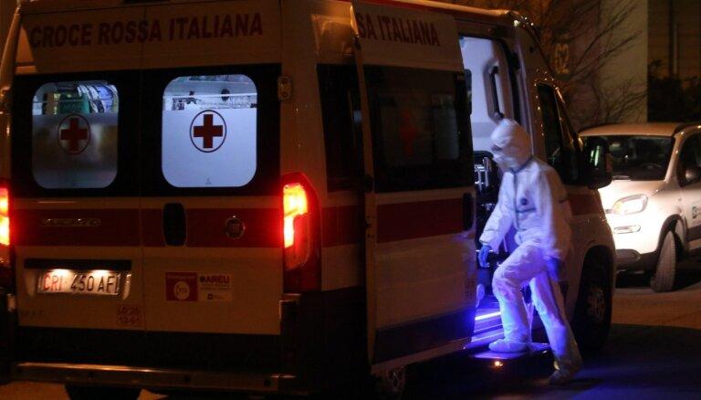 Itālijā Covid-19 upuru skaits sasniedzis 10 779, Spānijā – 6 606