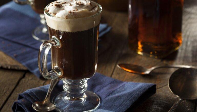 Reibinošais kulta dzēriens – īru kafija