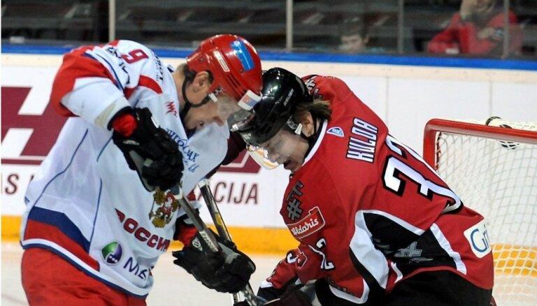 Spēle pret Krieviju būs principiāla un smaga, uzskata Daugaviņš un Kulda