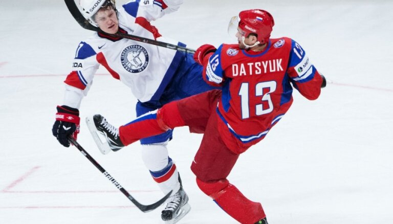 Россия обыграла Норвегию, очки набрали Италия и Дания