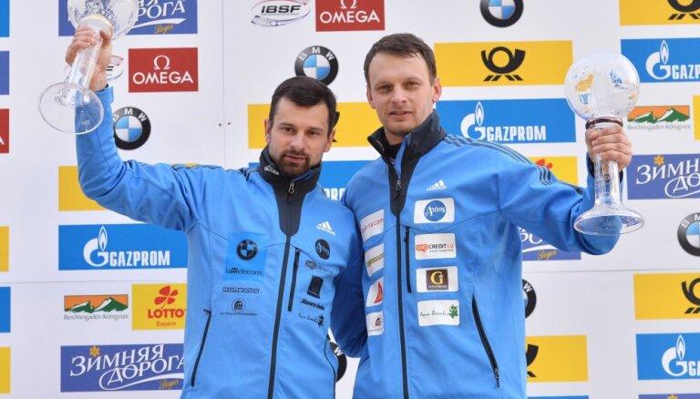 Братья Дукурсы объявили о завершении выступлений в Кубке мира