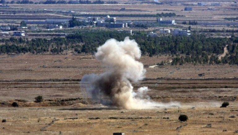 Сирию обвинили в использовании российских кассетных бомб