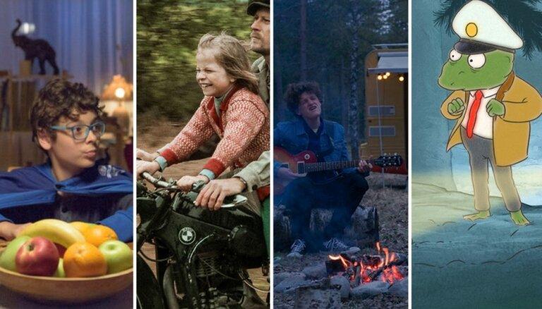 Kinofestivāla 'Riga IFF' bērnu programma: sabiedrībā pazīstamu vecāku vērtējums