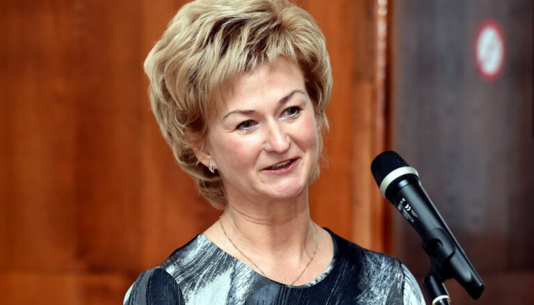 Valsts prezidenta kundze kļuvusi par LNSO patronesi