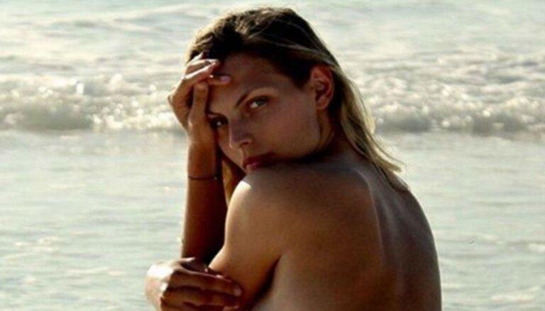 Всемирно известная модель выступила с предложением к латвийским дизайнерам