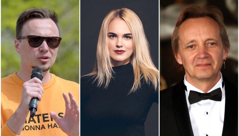 Zināms Latvijas 'Eirovīzijas' profesionāļu žūrijas sastāvs