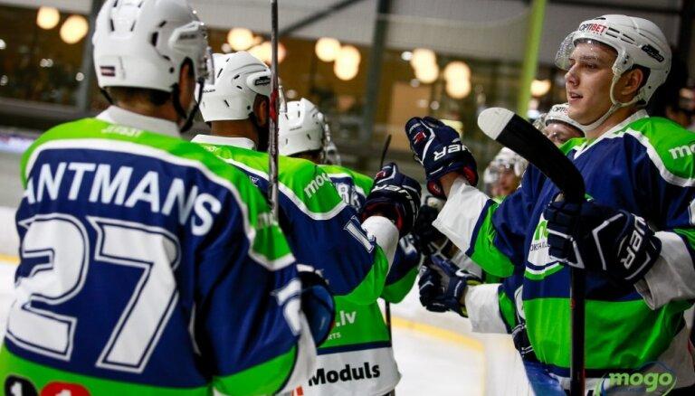 HK 'Mogo', 'Kurbads' un 'Liepāja/Optibet' uzvar OHL spēlēs
