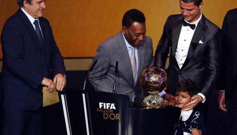 Платини разочарован итогами выбора лучшего футболиста мира