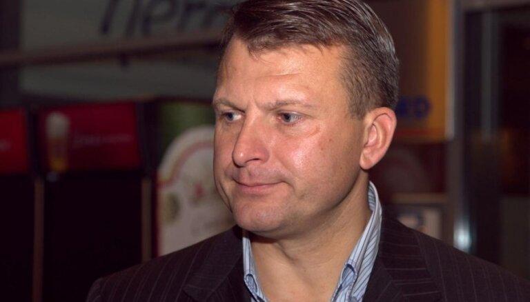 Neveiksmīgo startu Saeimas vēlēšanās Šlesers skaidro ar Ukrainas notikumiem