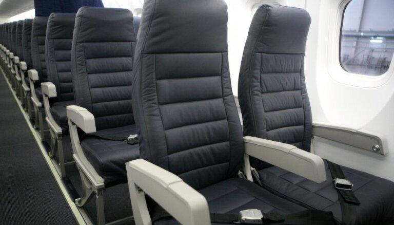 За дебош в самолете смогут оштрафовать на 700 евро