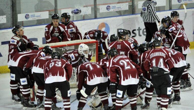 'Rīgas' hokejisti sezonas pēdējā MHL mačā zaudē 'Spartak' komandai