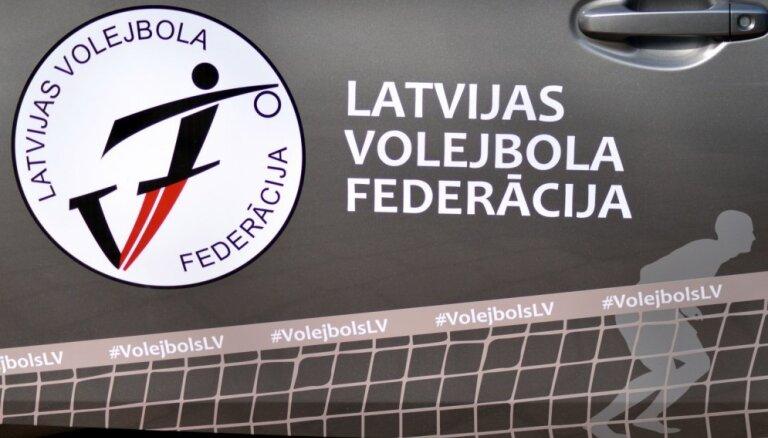 Volejbola federācijas vadītāja amata tīkotājus var izvirzīt līdz 17. decembrim