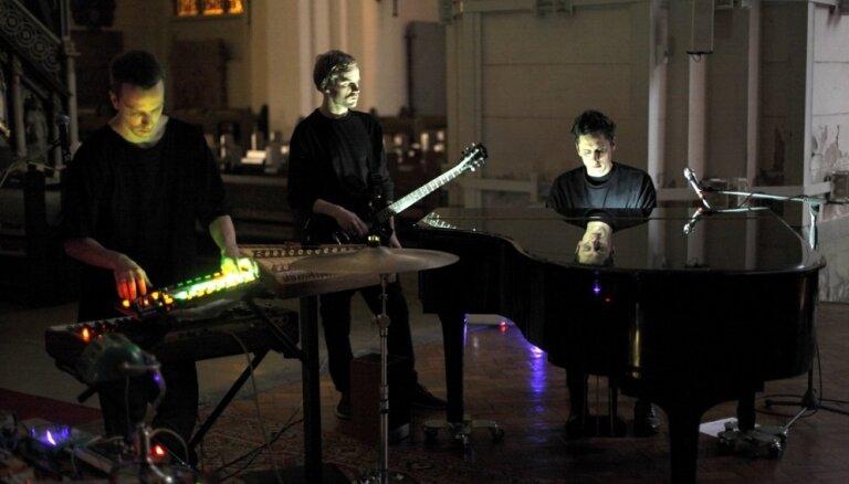 Grupa 'Instrumenti' izziņo jaunā albuma nakts papildkoncertus