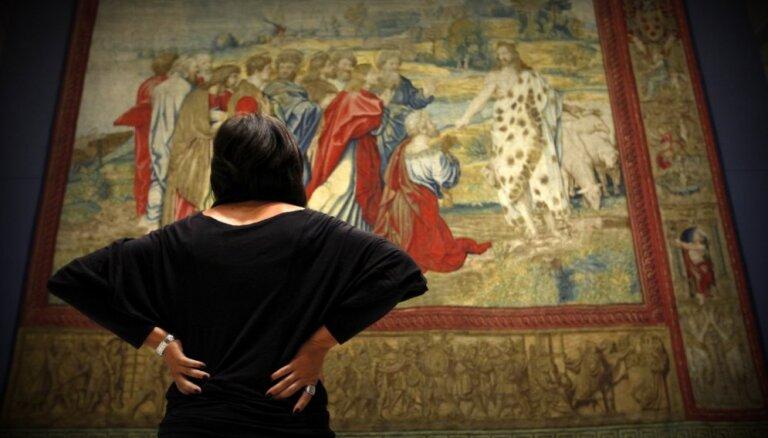 Vatikānā atrod divas Rafaēla gleznas